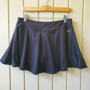 Nike Skirts - Nike Black Dri-Fit Tennis Skort Medium